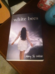 white bees cover